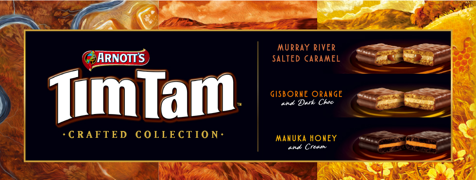 TimTam CRAFTED COLLECTION